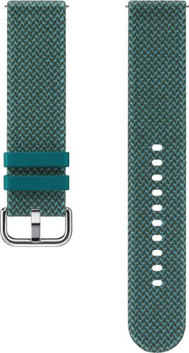 Samsung Galaxy Watch Active 2 42mm Kvadrat Bandje Groen Main Image