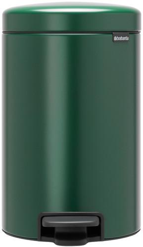 Brabantia NewIcon Pedal Trash Can 12 Liters Green Main Image