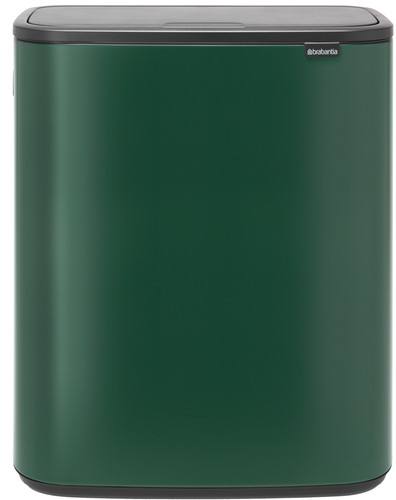 Brabantia Bo Touch Bin 60L Green Main Image