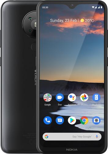 Nokia 5.3 64GB Black Main Image
