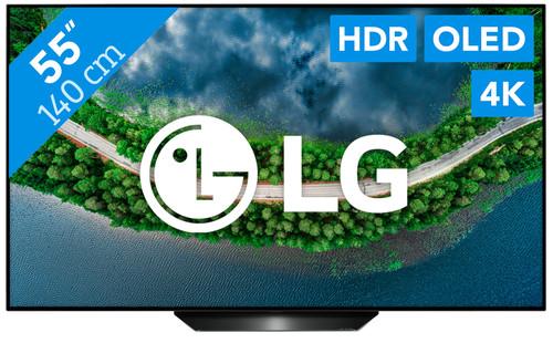 LG OLED55B9SLA Main Image