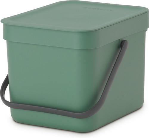 Brabantia Sort & Go 6 Liter Groen Main Image