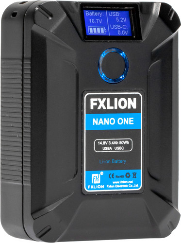 Fxlion Nano One 14.8V/50WH V-lock Main Image
