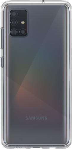 OtterBox React Samsung Galaxy A51 Back Cover Transparant Main Image