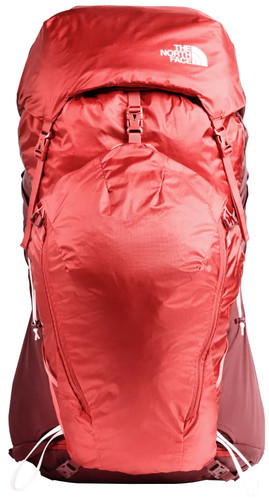 The North Face Women's Banchee 50L Barolo Red/Sunbaked Red - Slim Fit Main Image