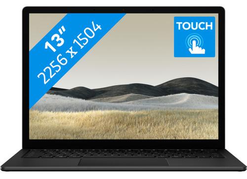 "Microsoft Surface Laptop 3 13"" i7 - 16 GB - 512 GB Black Main Image"