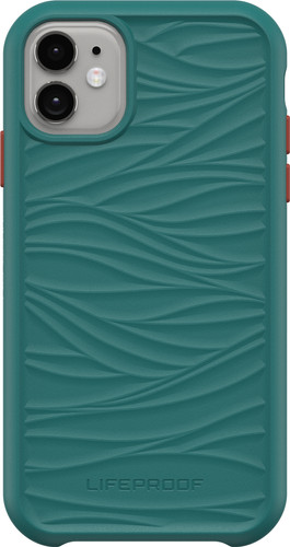 LifeProof WAKE Apple iPhone 11 Back Cover Green Main Image