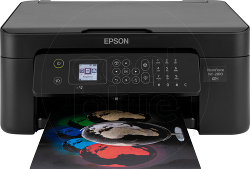 Epson WorkForce WF-2810DWF Main Image