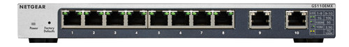 Netgear GS110EMX Main Image
