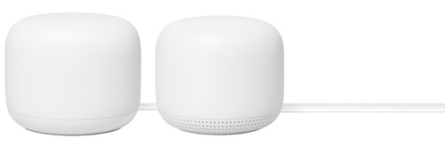 Google Nest WiFi White Duo Pack Multi-room WiFi Main Image