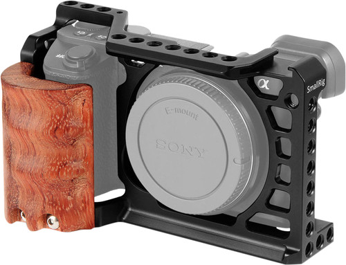 SmallRig 2097 Camera Cage Kit for Sony A6500 Main Image