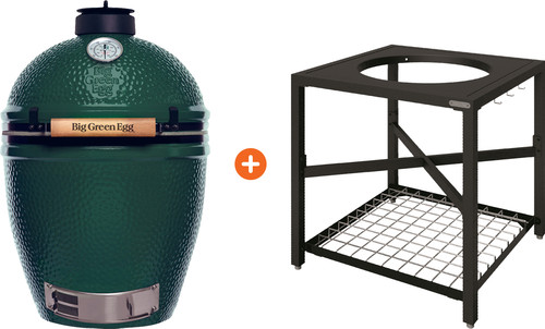 Big Green Egg Large inclusief frame Main Image