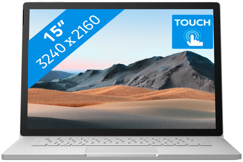 Microsoft Surface Book 3 - 15 inches - i7 - 32GB - 512GB Main Image