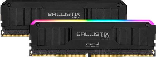 Crucial Ballistix MAX 16GB DDR4 DIMM 4400MHz (2x8GB) Main Image