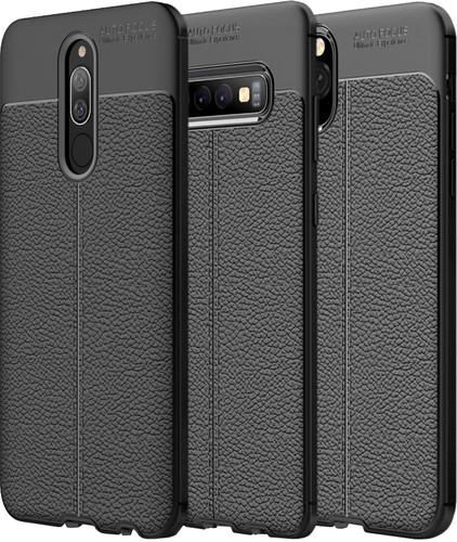 Just in Case Soft Design Nokia 2.3 Back Cover Zwart Main Image