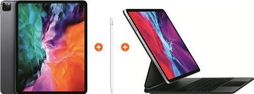 Apple iPad Pro (2020) 12.9 inches 256GB WiFi Space Gray + Magic Keyboard + Pencil 2 Main Image