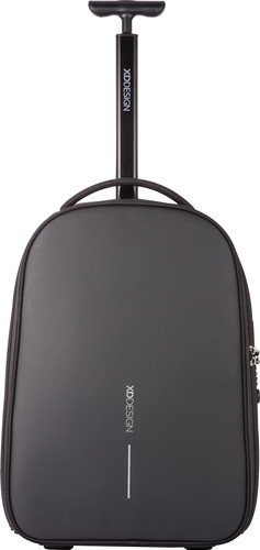 XD Design Bobby Backpack Trolley 17'' Zwart 21L Main Image