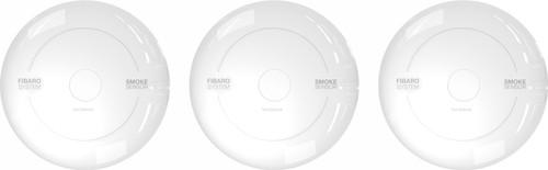 Fibaro Smoke Sensor (Works with Toon) 3-Pack Main Image