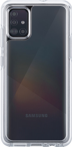 OtterBox Symmetry Samsung Galaxy A51 Back Cover Transparent Main Image
