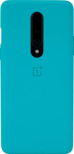 OnePlus 8 Sandstone Protective Back Cover Groen Main Image
