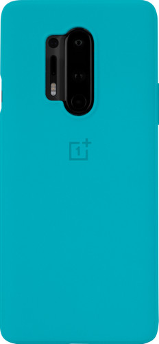 OnePlus 8 Pro Sandstone Protective Back Cover Groen Main Image