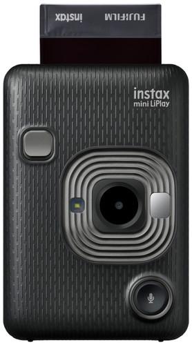 Fujifilm Instax mini LiPlay Dark Grey Main Image