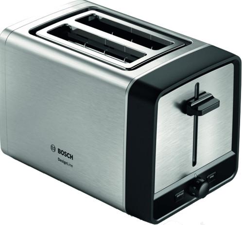 Bosch TAT5P420 Compact toaster RVS Main Image