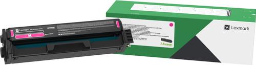 Lexmark C3220 Toner Cartridge Magenta (Return Program) Main Image