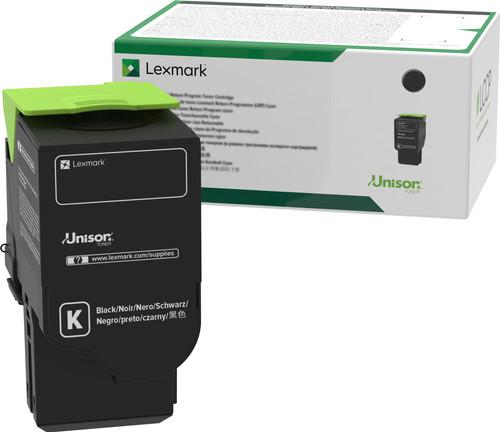 Lexmark C2320 Toner Zwart (Retourneringsprogramma) Main Image