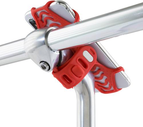 BoneSport Bike Tie Pro 2 Universele Fietshouder Rood Main Image