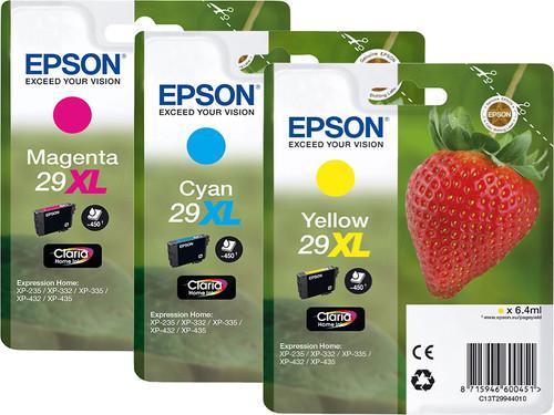 Epson 29XL Cartridges Combo Pack Main Image