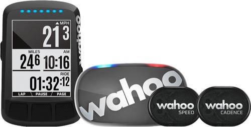 Wahoo ELEMNT BOLT Stealth Sensorenbundel Main Image