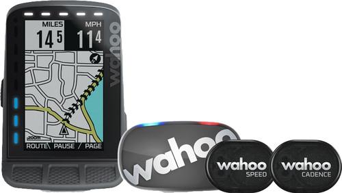 Wahoo ELEMNT ROAM Stealth Sensorenbundel Main Image