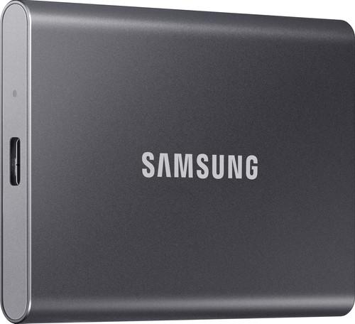 Samsung T7 Portable SSD 1TB Grijs Main Image