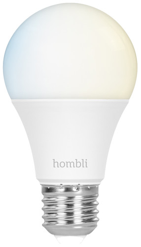 Hombli Smart Bulb E27 Dimmable White Main Image