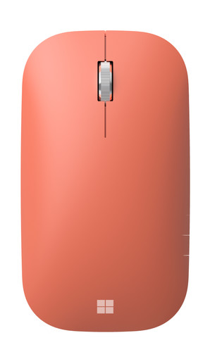 Microsoft Portable Mouse Orange Main Image