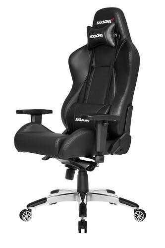 AKRacing Gaming Chair Master Premium - Carbon / Zwart Main Image