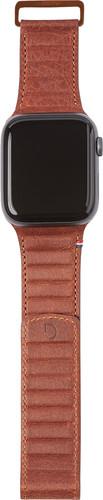 Decoded Apple Watch 42/44mm Leren Bandje Bruin Main Image