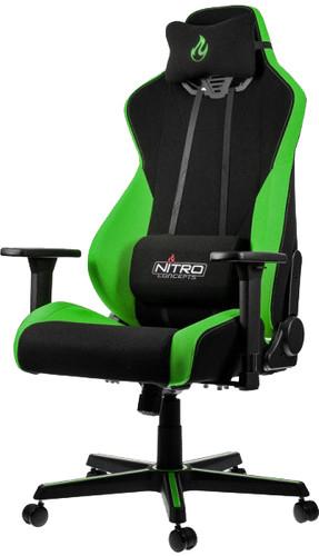 Nitro Concepts S300 Gaming Stoel Groen Main Image