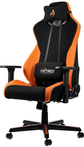 Nitro Concepts S300 Gaming Stoel Oranje Main Image