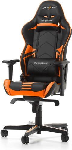 DXRacer RACING PRO Gaming Chair Zwart/Oranje Main Image