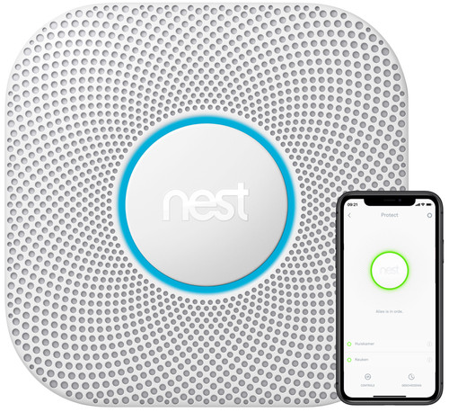 Google Nest Protect V2 Power Main Image