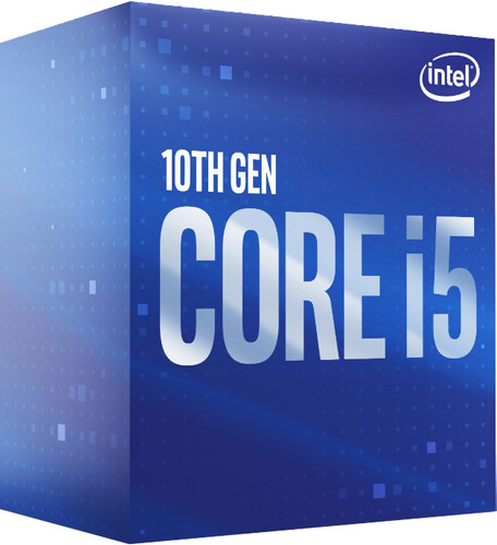 Intel Core i5 10600K Main Image