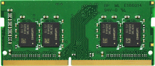 Synology 4GB DDR4 SODIMM Non-ECC 2666 MHz (1x4GB) Main Image