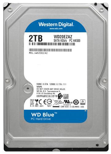 WD Blue WD20EZAZ 2TB Main Image