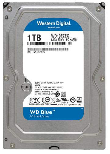 WD Blue WD10EZRZ 1TB Main Image