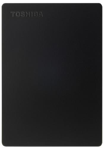 Toshiba Canvio Slim 1TB Black Main Image
