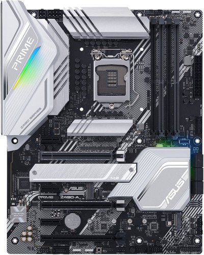 Asus PRIME Z490-A Main Image