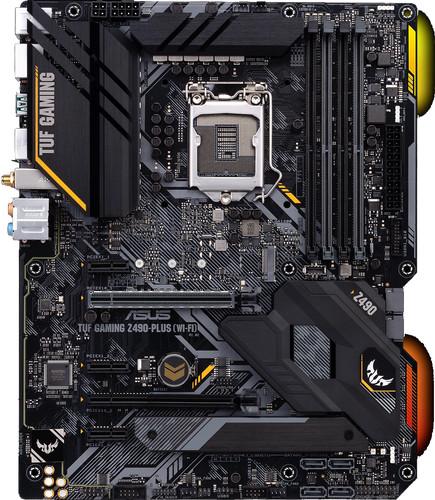 Asus TUF Z490-PLUS GAMING (WiFi) Main Image