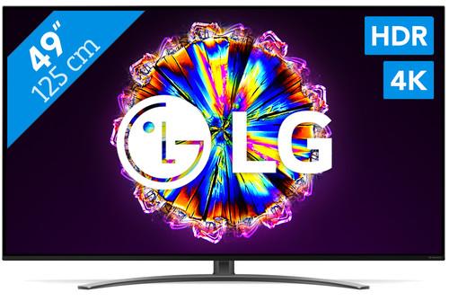 LG 49NANO866NA (2020) Main Image